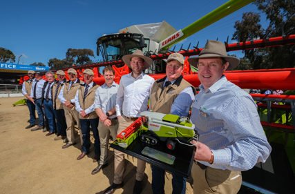 Claas launch